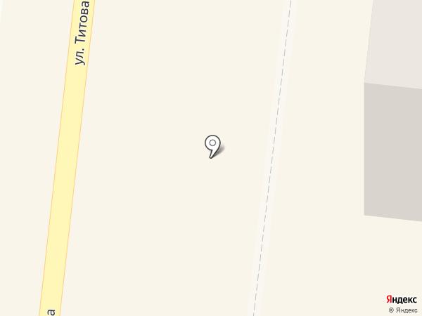 Шайн на карте Костромы