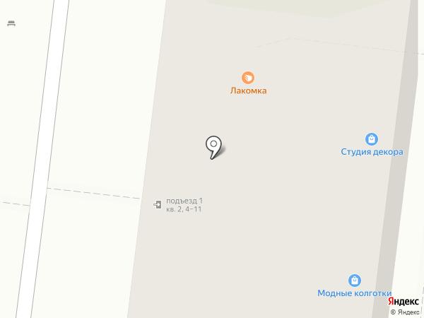 Лакомка на карте Иваново