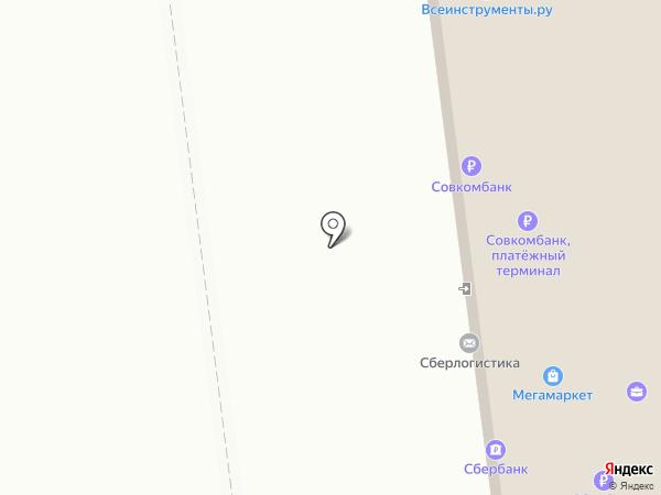 Совкомбанк, ПАО на карте Иваново