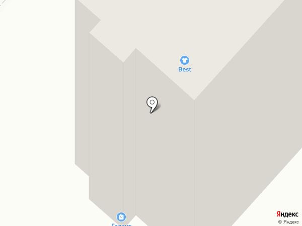 Элина на карте Иваново
