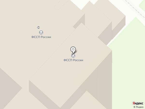 Управление Министерства юстиции РФ по Ивановской области на карте Иваново
