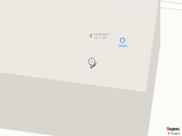 Пенное на карте Иваново