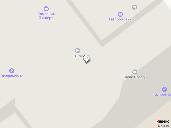КПРФ на карте Иваново