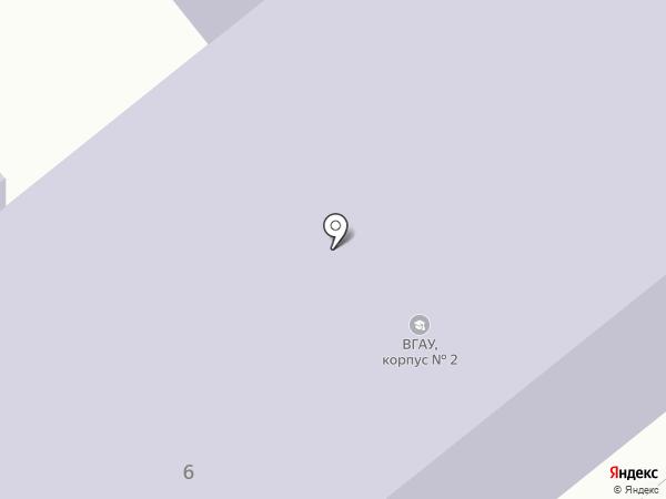 ИГСХА на карте Иваново