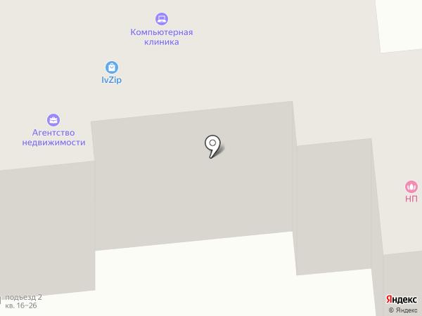 Олимп-М на карте Иваново