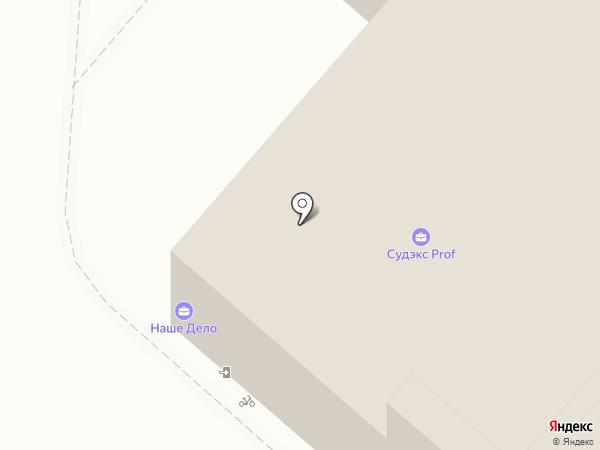 Кокуев ручей на карте Иваново