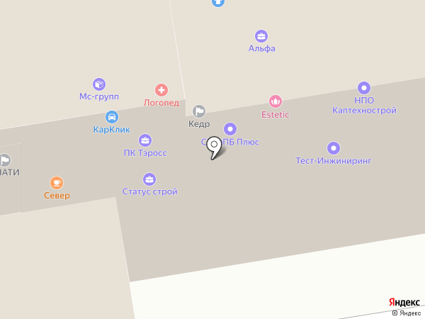 ЦЛАТИ по ЦФО на карте Иваново