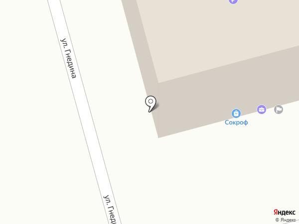 Пересвет на карте Иваново