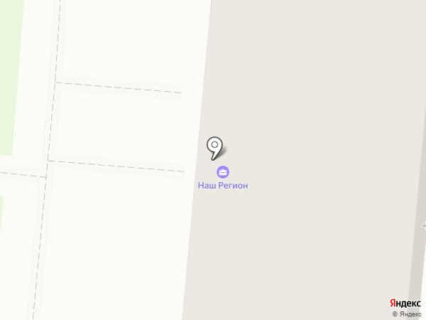 Наш регион на карте Иваново