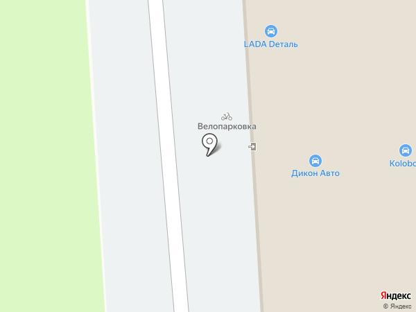 Citroen на карте Иваново