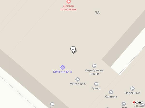МПЖХ №3 на карте Иваново