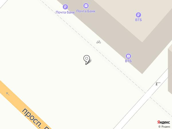 Банк ВТБ 24, ПАО на карте Иваново