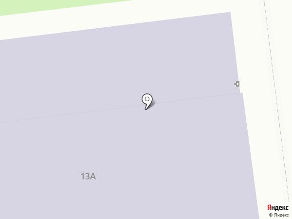 СДЮШОР №6 на карте Иваново