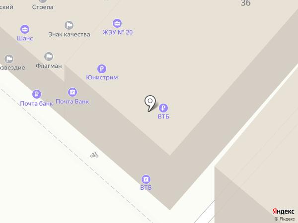ВТБ Страхование на карте Иваново