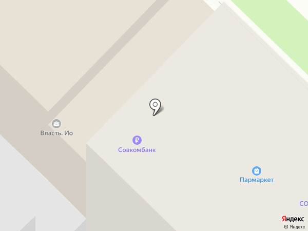 Банкомат, Совкомбанк, ПАО на карте Иваново