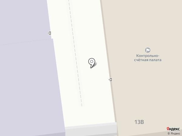 Контрольно-счетная палата Ивановской области на карте Иваново