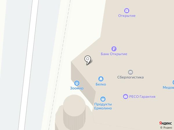 Дюон на карте Иваново