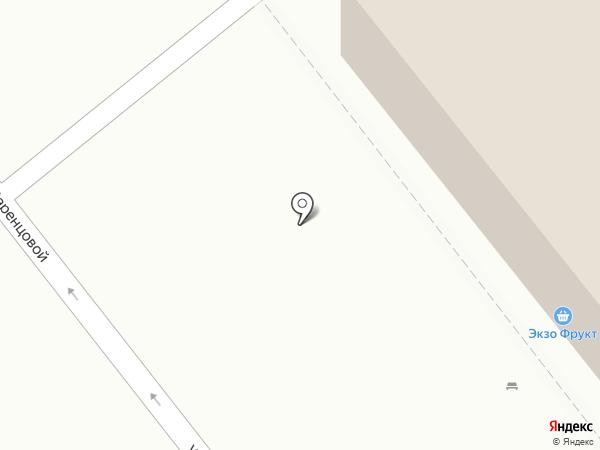 Мастер на карте Иваново