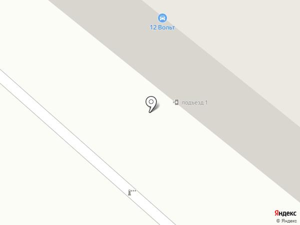 Сберзайм на карте Костромы