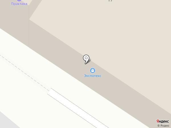 Производственная компания на карте Иваново