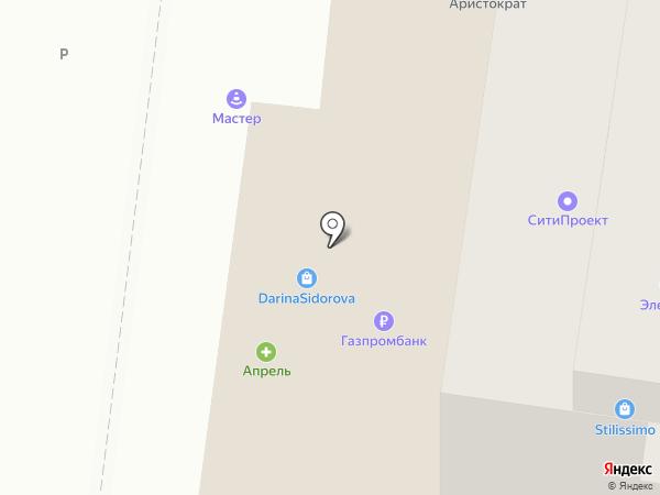 ТОНУС-КЛУБ® на карте Иваново