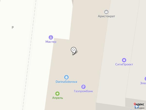 Банкомат, Мособлбанк, ПАО на карте Иваново