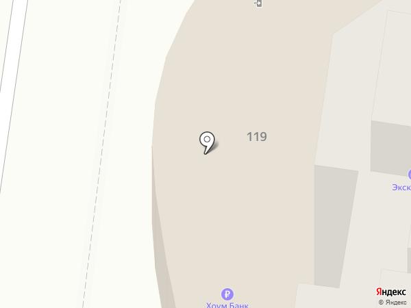 Банкомат, Банк Хоум Кредит на карте Иваново
