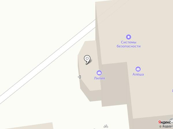 Армада на карте Иваново