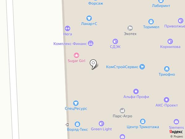 Газоблок 37 на карте Иваново