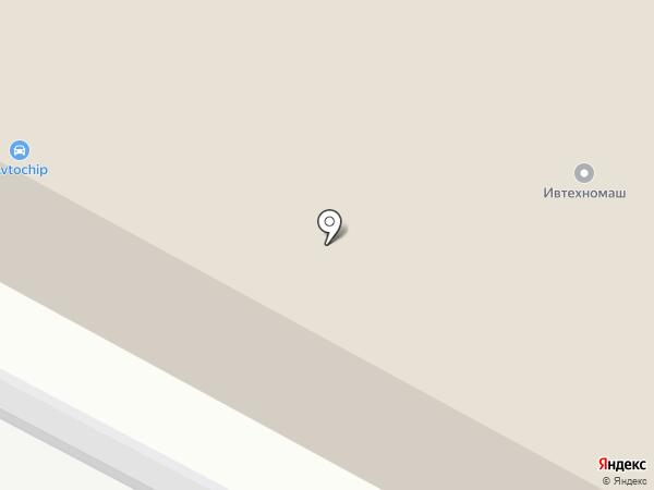 ИрМа-Принт на карте Иваново
