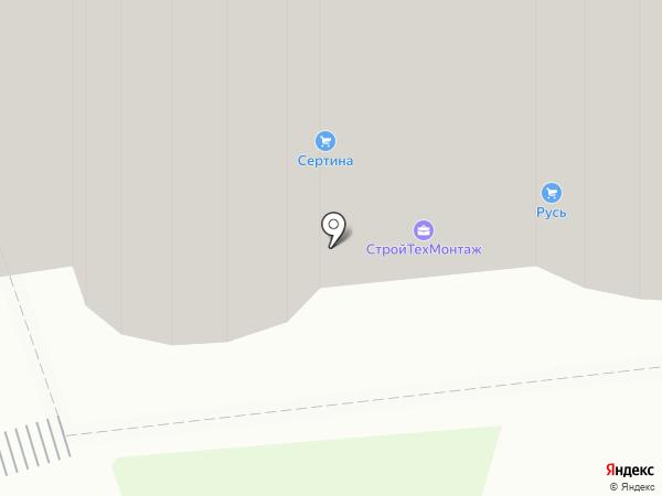 Русь на карте Иваново