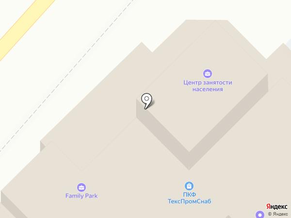 Центр занятости населения г. Иваново на карте Иваново