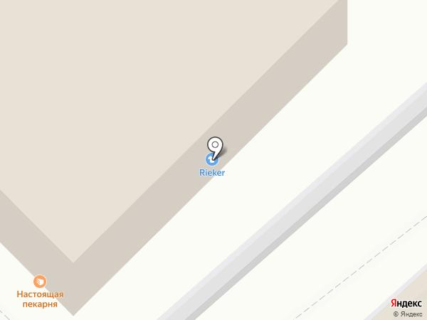 Smorodina на карте Иваново
