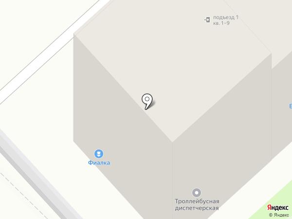 Свадебный салон на карте Иваново