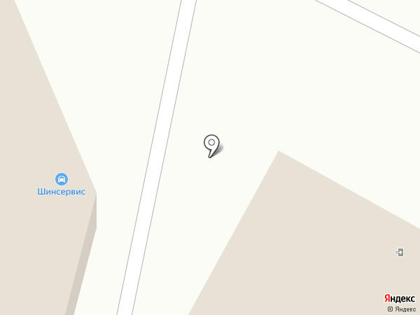 Vianor на карте Костромы