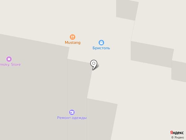 MUSTANG на карте Иваново