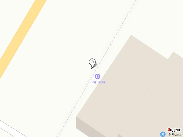 Автоштучки на карте Костромы