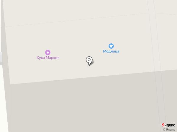 Магазин сувениров и бижутерии на Демидова на карте Иваново