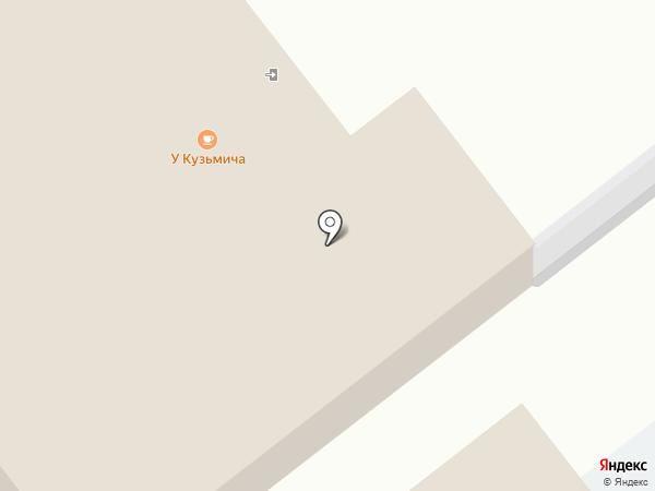 У Кузьмича на карте Иваново