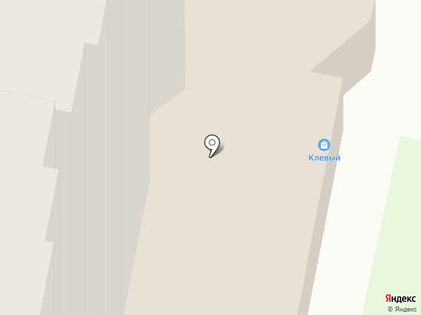 Клевый на карте Иваново