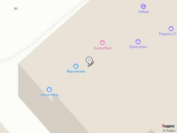 Оригинал на карте Иваново