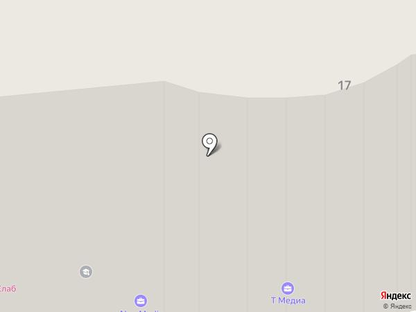 Шоу профессора Николя на карте Иваново