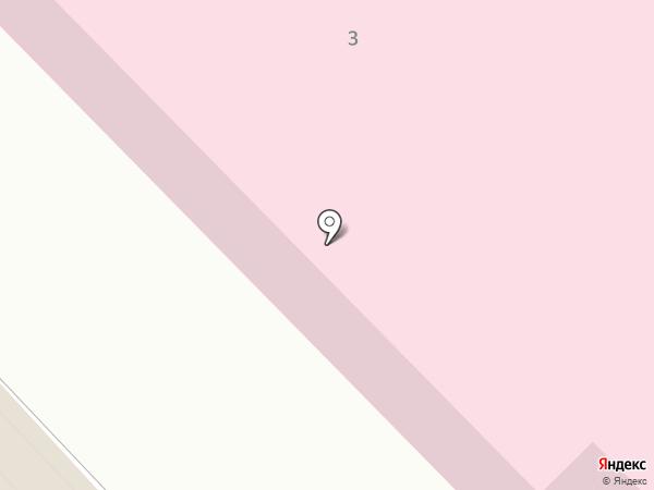 Здравушка на карте Иваново