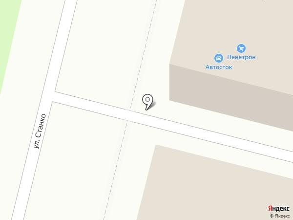 Бар на карте Иваново