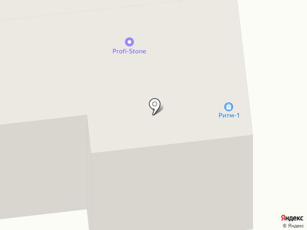 Ритм-1 на карте Иваново