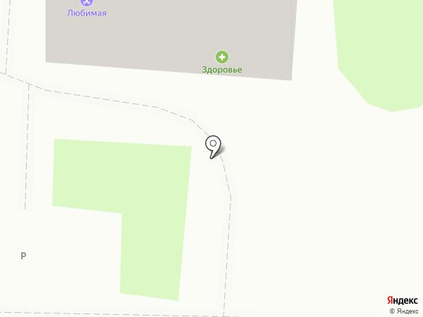 Аптека на карте Иваново