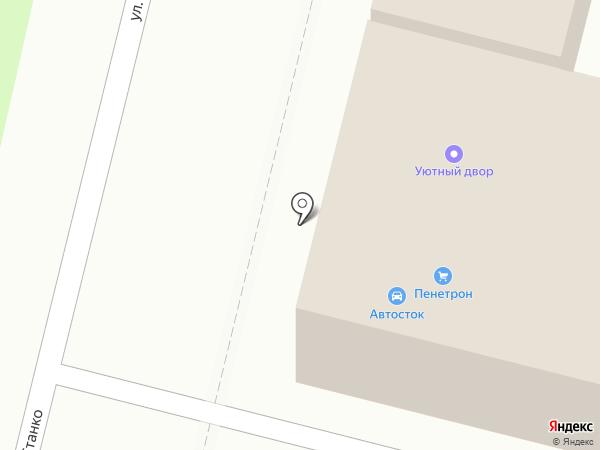 РТК АСС на карте Иваново