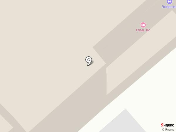 КОКУЙ-АВТО на карте Иваново