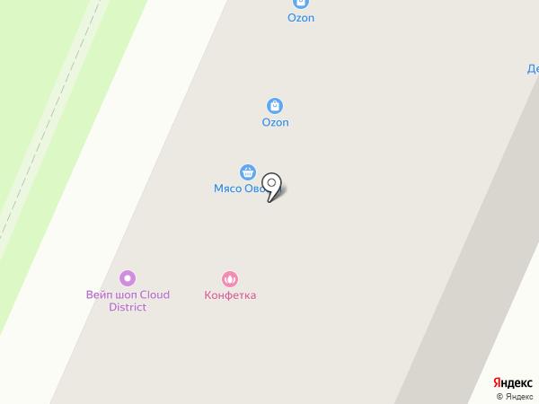Techport.ru на карте Иваново