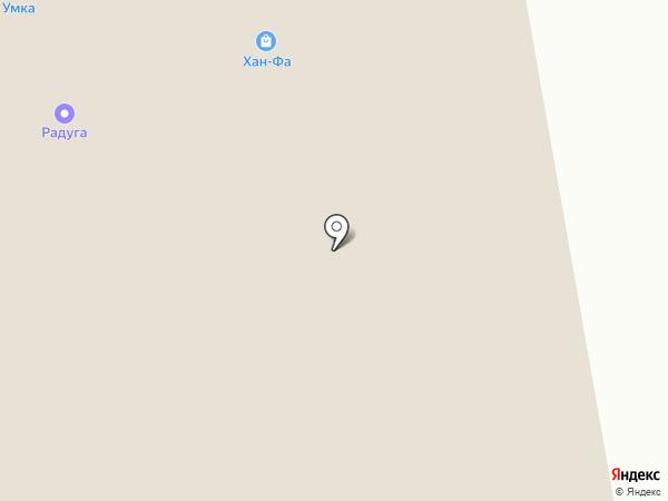 Умкина школа на карте Костромы